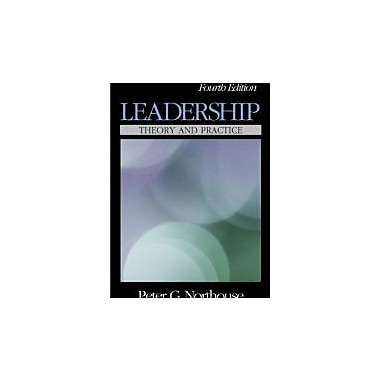 Leadership: Theory and Practice, Used Book, (9781412941617)