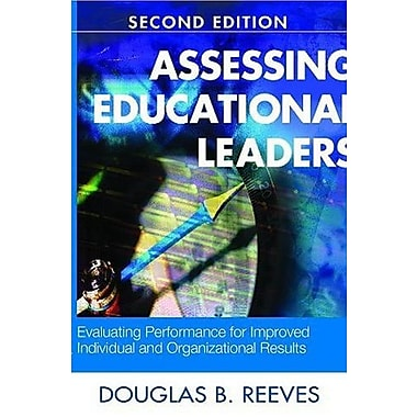 Assessing Educational Leaders, New Book, (9781412951180)