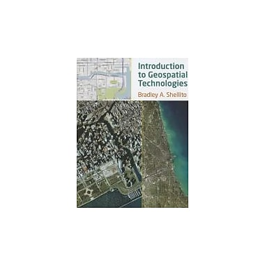 Introduction to Geospatial Technologies, Used Book, (9781429255288)