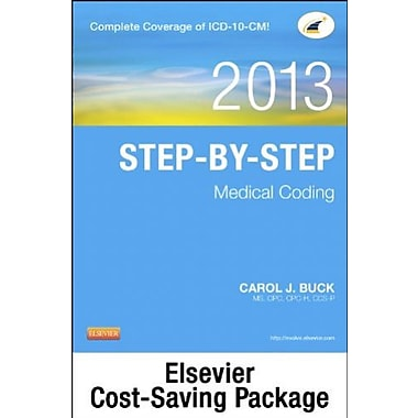 Step-by-Step Medical Coding 2013 Edition - Text and Workbook Package, 1e