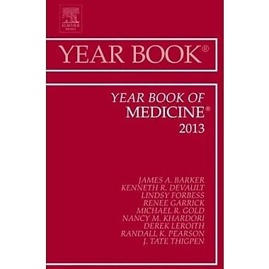 Year Book of Medicine 2013, 1e (Year Books), New Book, (9781455772773)