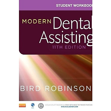 Student Workbook for Modern Dental Assisting, 11e, New Book, (9781455774548)