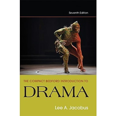 The Compact Bedford Introduction to Drama, New Book, (9781457606335)