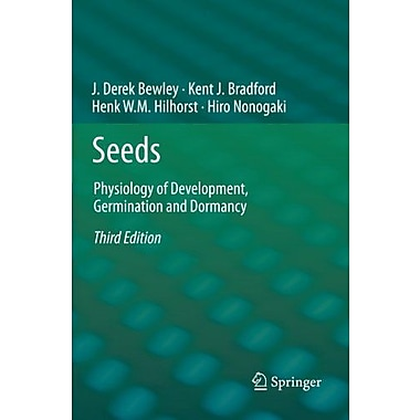 Seeds: Physiology of Development, Germination and Dormancy, 3rd Edition, New Book, (9781461446927)