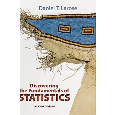 Discovering the Fundamentals of Statistics: Second Edition w/EESEE/CrunchIT! Access Card, Used Book, (9781464127182)