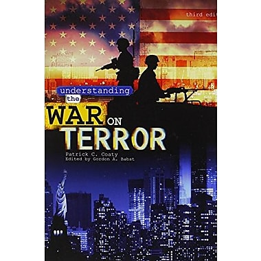 Understanding the War on Terror, New Book, (9781465200853)