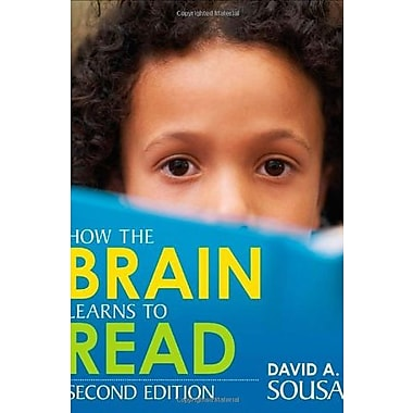 How the Brain Learns to Read, New Book, (9781483333946)