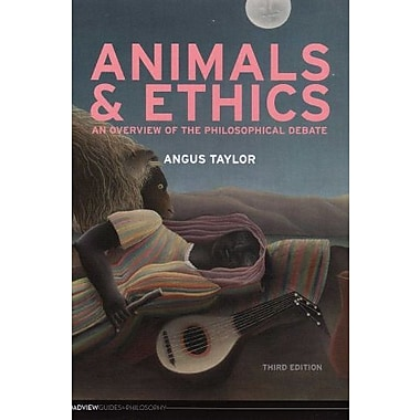 Animals and Ethics, third edition, Used Book, (9781551119762)