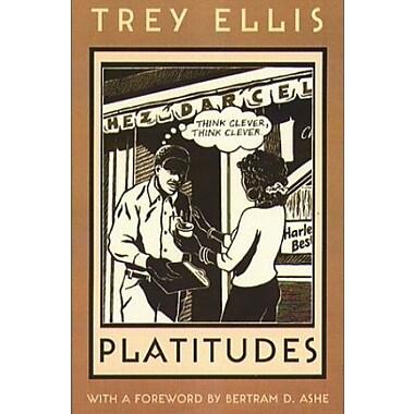 Platitudes (Northeastern Library of Black Literature), New Book, (9781555535865)