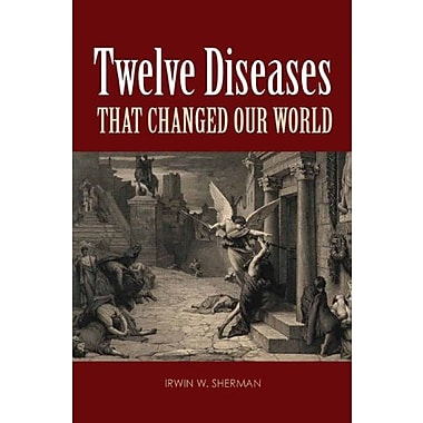Twelve Diseases That Changed Our World, Used Book, (9781555814663)