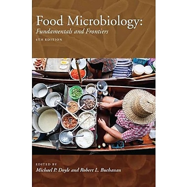 Food Microbiology: Fundamentals and Frontiers (Doyle, Food Microbiology), New Book, (9781555816261)
