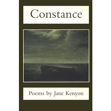 Constance: Poems, New Book, (9781555971960)