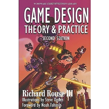 Game Design: Theory and Practice (2nd Edition) (Wordware Game Developer's Library), New Book, (9781556229121)