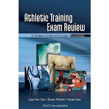 Athletic Training Exam Review: A Student Guide to Success, New Book, (9781556428548)