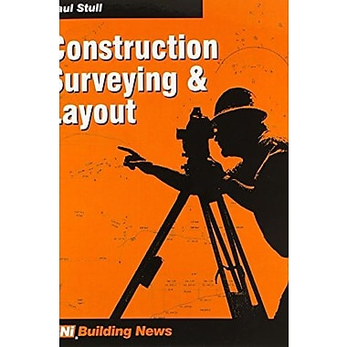 Construction Surveying & Layout, New Book, (9781557013637)