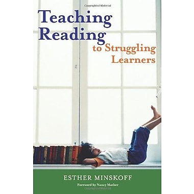 Teaching Reading to Struggling Learners, New Book, (9781557666697)