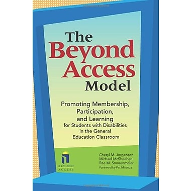 The Beyond Access Model, Used Book, (9781557667175)