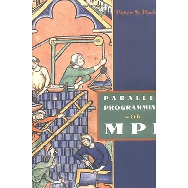 Parallel Programming with MPI, New Book, (9781558603394)