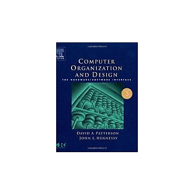Computer Organization and Design, Third Edition: The Hardware/Software Interface, New Book, (9781558606043)