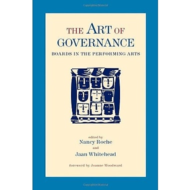 The Art of Governance, New Book, (9781559362597)