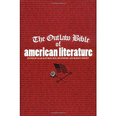 The Outlaw Bible of American Literature, New Book, (9781560255505)