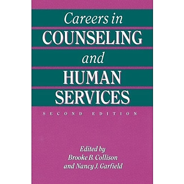 Careers In Counseling And Human Services, New Book, (9781560324157)
