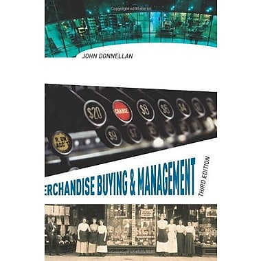 Merchandise Buying and Management (3rd Edition), New Book, (9781563675218)