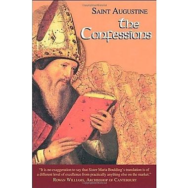 The Confessions: Works of Saint Augustine, a Translation for the 21st Century: Part 1- Books, New Book, (9781565480841)