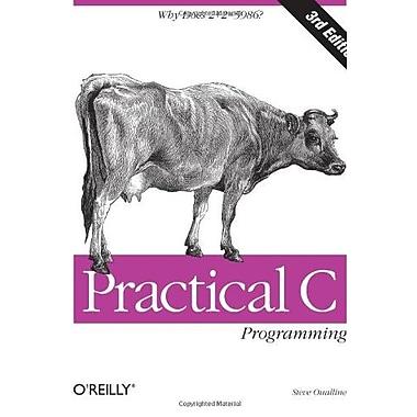 Practical C Programming (Nutshell Handbooks), Used Book, (9781565923065)