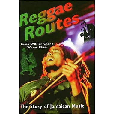 Reggae Routes: The Story of Jamaican Music, New Book, (9781566396295)