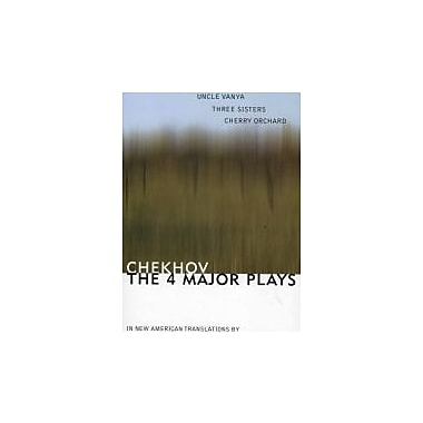 Chekhov: The Four Major Plays: Seagull, Uncle Vanya, Three Sisters, Cherry Orchard, New Book, (9781566636261)