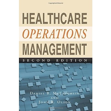 Healthcare Operations Management, Second Edition, New Book, (9781567934441)