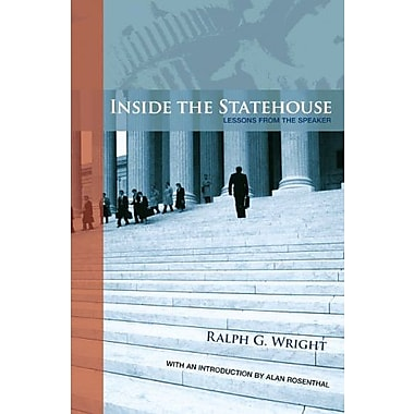 Inside the Statehouse: Lessons From the Speaker, New Book, (9781568029498)