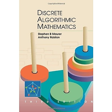 Discrete Algorithmic Mathematics, Third Edition, New Book, (9781568811666)