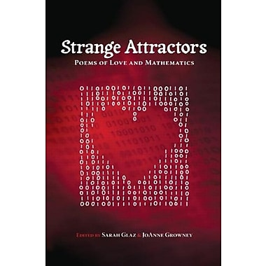 Strange Attractors: Poems of Love and Mathematics, New Book, (9781568813417)