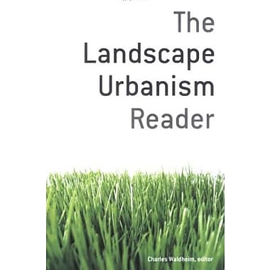 The Landscape Urbanism Reader, Used Book, (9781568984391)
