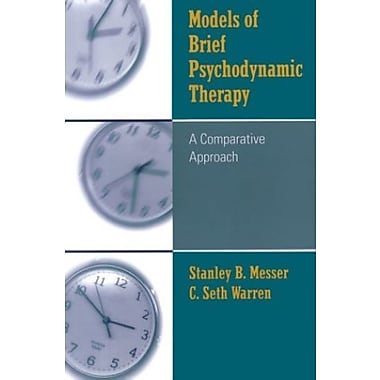 Models of Brief Psychodynamic Therapy: A Comparative Approach, New Book, (9781572303409)
