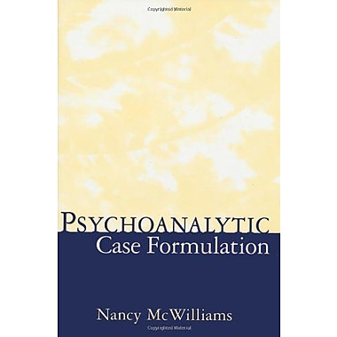 Psychoanalytic Case Formulation, Used Book, (9781572304628)