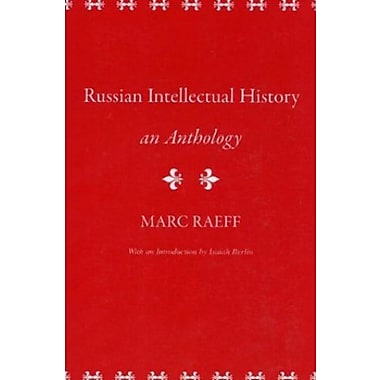 Russian Intellectual History, Used Book, (9781573922944)