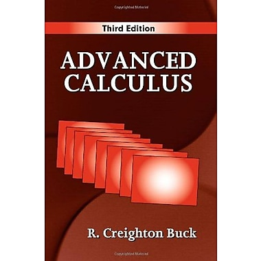 Advanced Calculus, Third Edition, New Book, (9781577663027)