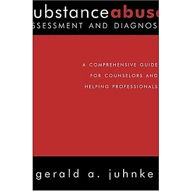 Substance Abuse Assessment and Diagnosis, Used Book, (9781583913673)
