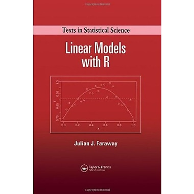 Linear Models with R (Chapman & Hall/CRC Texts in Statistical Science), New Book, (9781584884255)