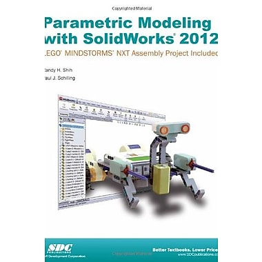 Parametric Modeling with SolidWorks 2012, New Book, (9781585036998)