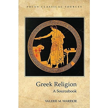 Greek Religion: A Sourcebook, New Book, (9781585100316)