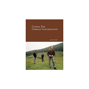 Cinema for German Conversation (Foreign Language Cinema), Used Book, (9781585102808)