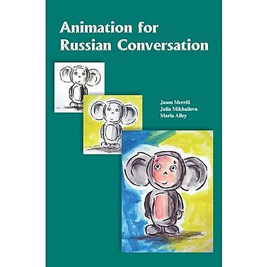Animation for Russian Conversation, New Book, (9781585103102)
