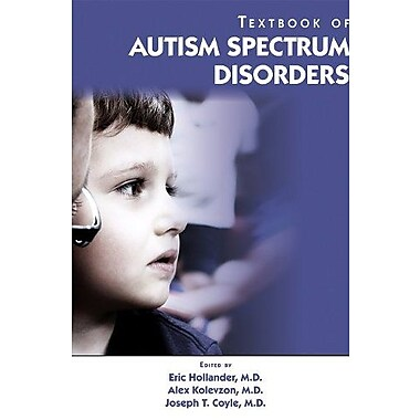 Textbook of Autism Spectrum Disorders, New Book, (9781585623419)