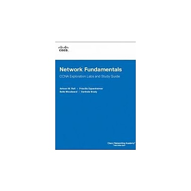 Network Fundamentals, CCNA Exploration Labs and Study Guide, New Book, (9781587132032)