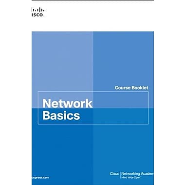 Network Basics Course Booklet (Course Booklets), New Book, (9781587133145)