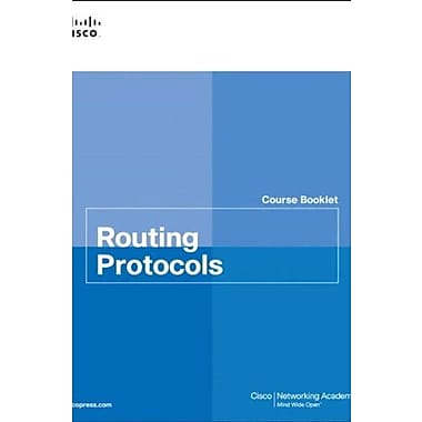 Routing Protocols Course Booklet (Course Booklets), New Book, (9781587133213)